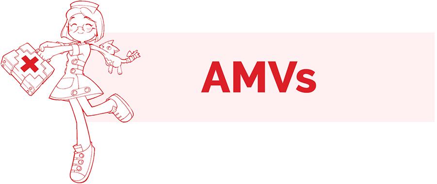 AMVs information page header