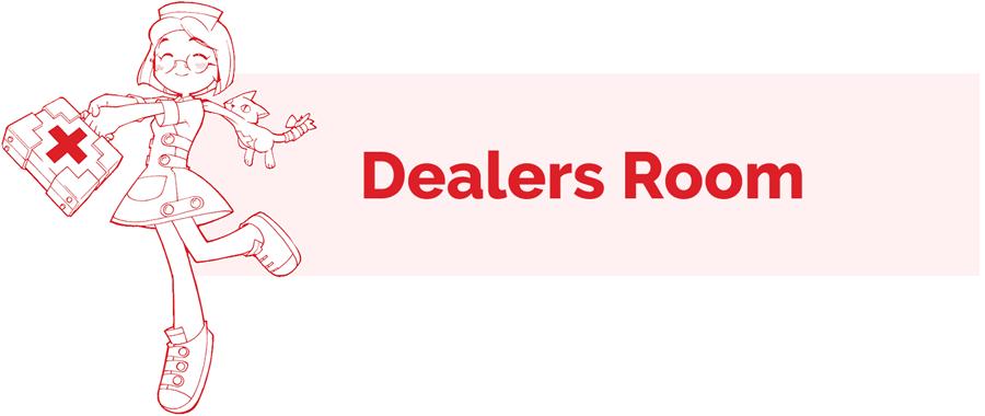 Dealers Room info page header