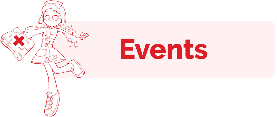 Events Information header