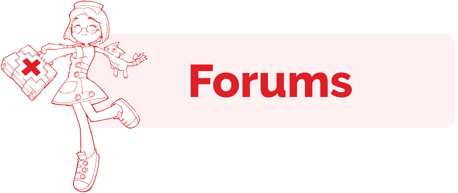 Wow! It's forums!