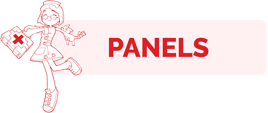 Panels information page header